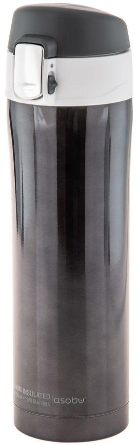 Asobu Diva termosmuki 450 ml, savunharmaa