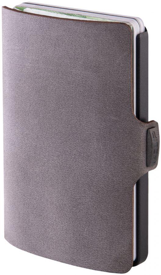 I-Clip Soft Touch lompakko, sinertävän harmaa