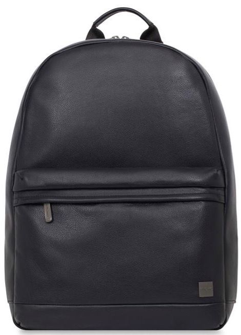 "Knomo ALBION Backpack 15"", black"