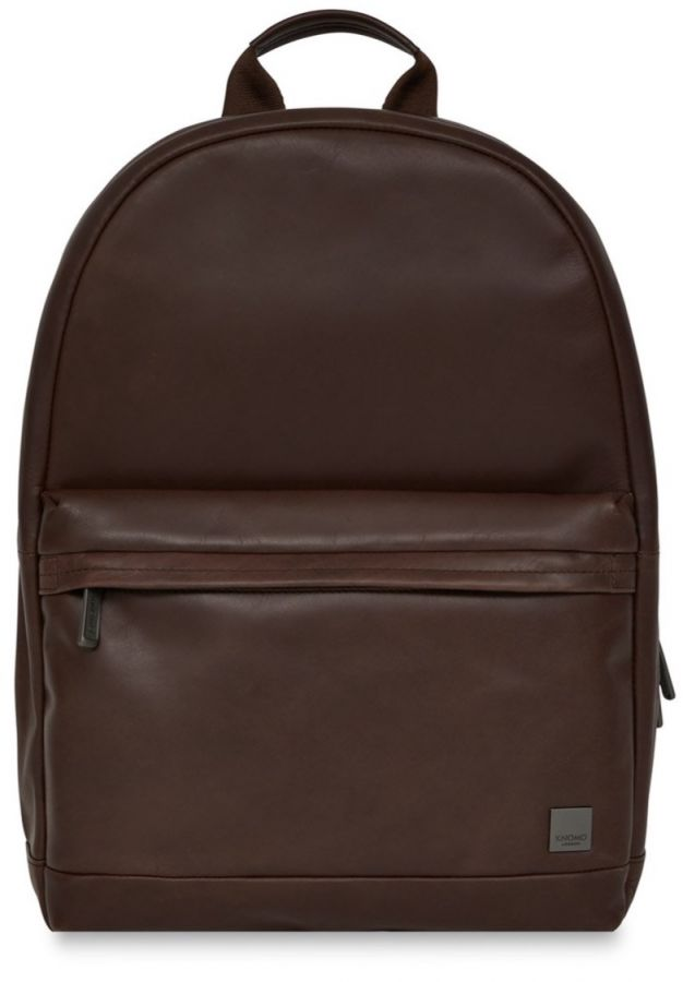 "Knomo ALBION Backpack 15"", brown"