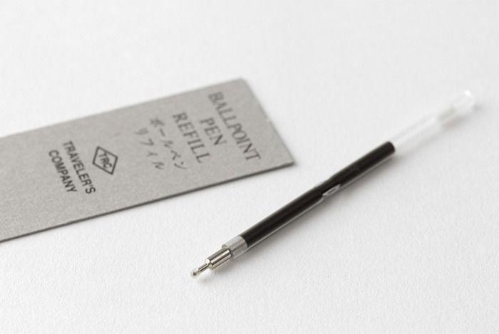 Traveler's Company Ballpoint Pen Refill