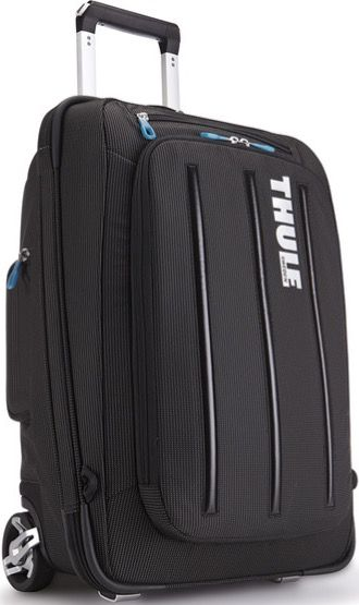 "Thule Crossover Carry-on Trolley Bag 56cm/22"", black"