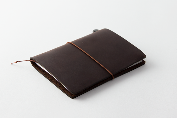 Traveler's Notebook Passport Size, Brown