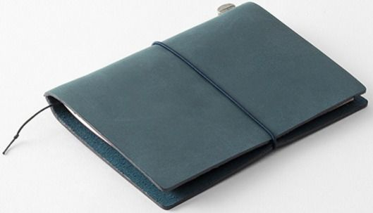 Traveler's Notebook Passport Size, Blue