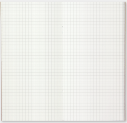 Traveler's Notebook Grid Refill MD