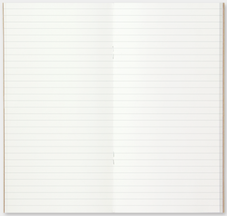 Traveler's Notebook Lined Notebook Refill