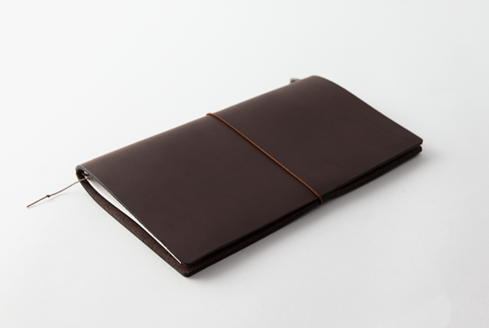 Traveler's Notebook, Dark Brown