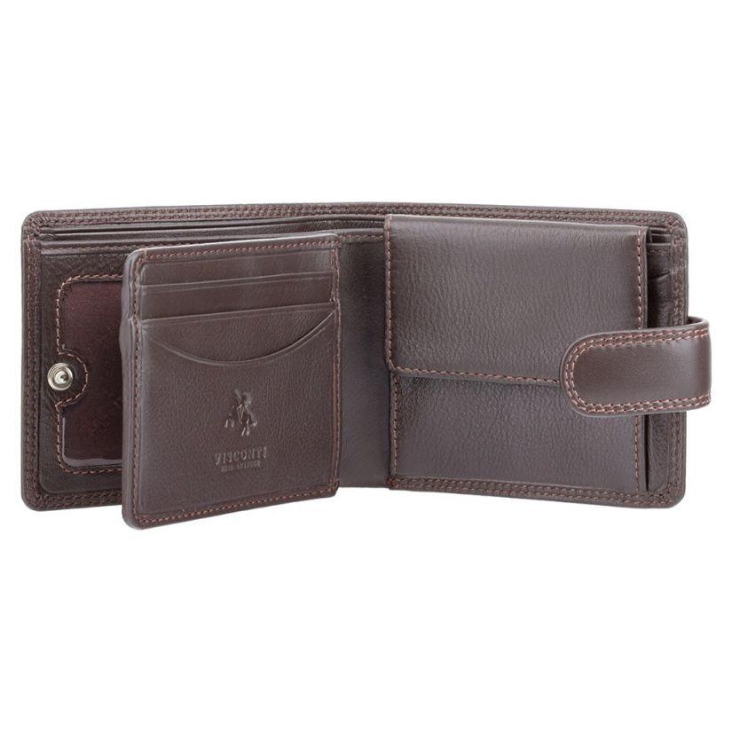 Visconti Knightsbridge RFID-suojattu lompakko