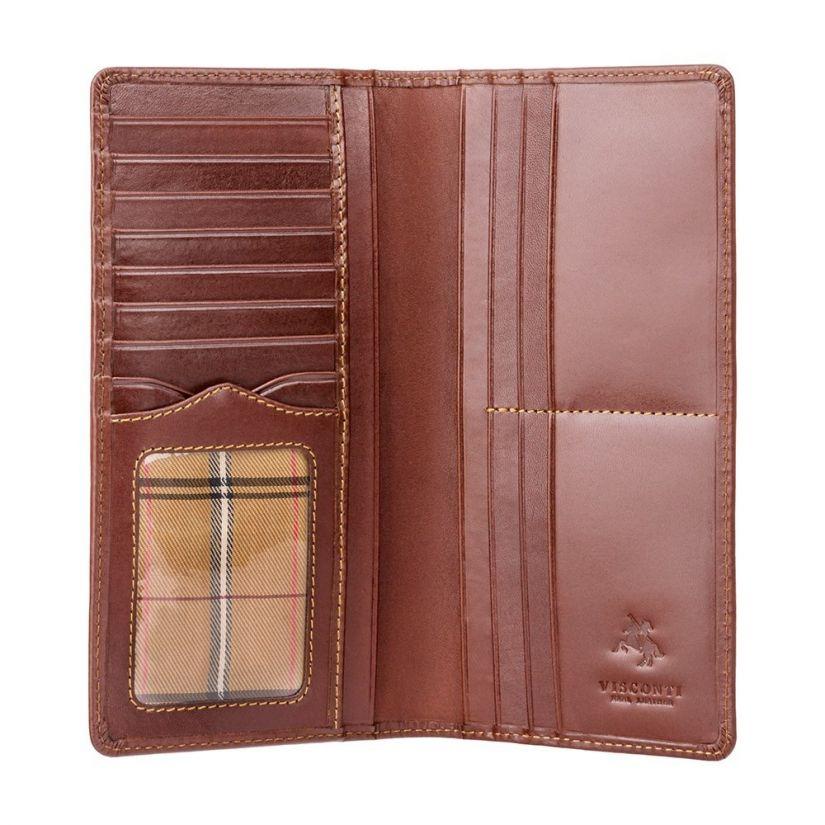 Visconti Turin RFID blocking wallet