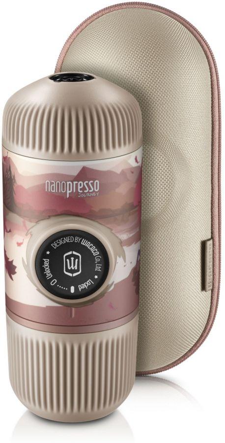 Wacaco Nanopresso Journey Fall Break - Portable Espresso Maker + Protective Case