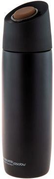 Asobu 5th Avenue Coffee Tumbler termosmuki 390 ml, musta