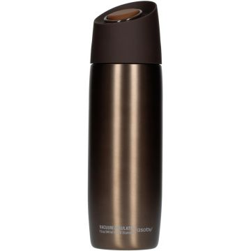 Asobu 5th Avenue Coffee Tumbler termosmuki 390 ml, ruskea