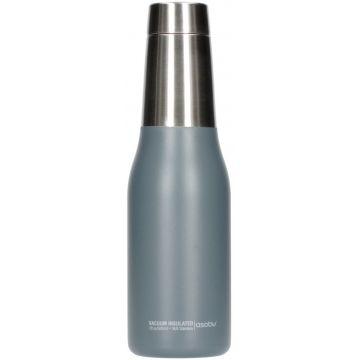 Asobu Oasis Water Bottle 600 ml, Grey