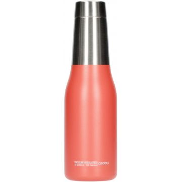 Asobu Oasis Water Bottle 600 ml, Peach