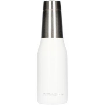 Asobu Oasis Water Bottle 600 ml, White