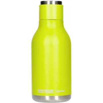 Asobu Urban Water Bottle teräksinen juomapullo 460 ml, lime