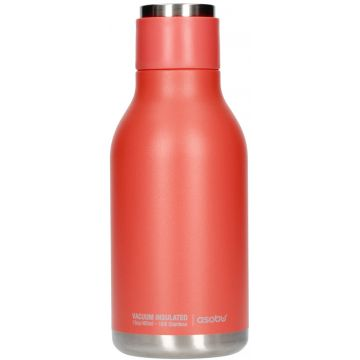 Asobu Urban Water Bottle 460 ml, Peach