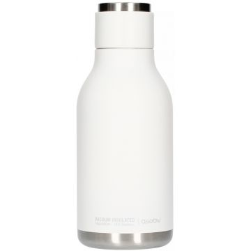 Asobu Urban Water Bottle 460 ml, White