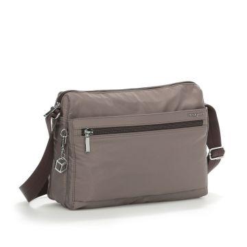 Hedgren Inner City Eye M Shoulder Bag naisten laukku, ruskea