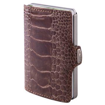 I-Clip Superior Gentleman lompakko, ruskea