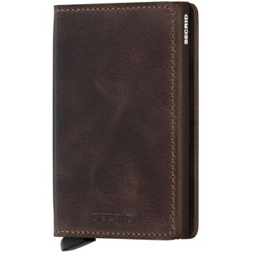 Secrid Slimwallet, Vintage Chocolate