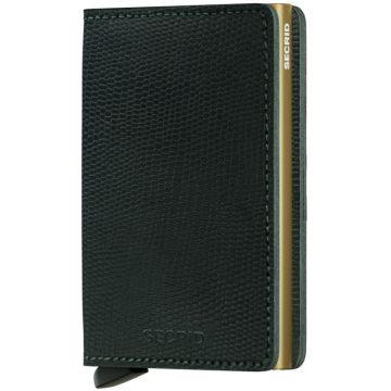 Secrid Slimwallet, rango green-gold