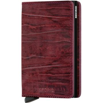Secrid Slimwallet, dutch martin bordeaux