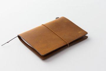 Traveler's Notebook Passport Size, Camel