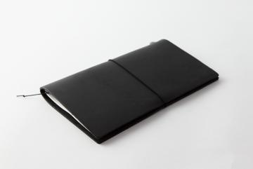 Traveler's Notebook, Black